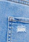Bershka - LOW WAIST - Jeans Skinny Fit - blue