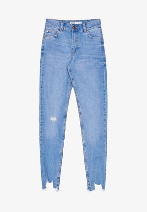 LOW WAIST - Jeans Skinny Fit - blue