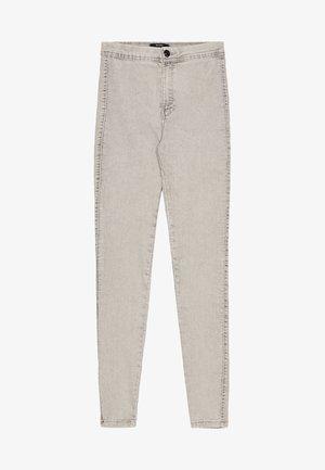 Jeggings - light grey