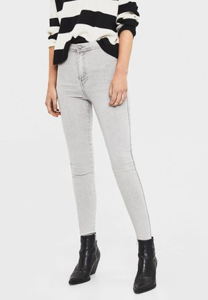 Jeggings - light grey