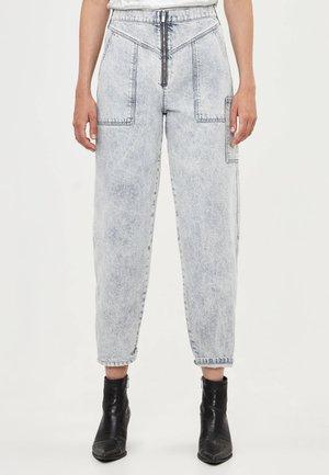 Straight leg -farkut - gray