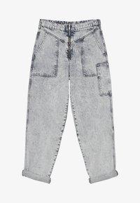 Bershka - Jeans a sigaretta - gray - 5