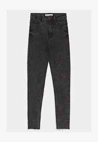 Bershka - Jeans Skinny Fit - grey - 5