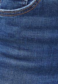 Bershka - Skinny džíny - dark blue - 4