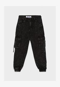 Bershka - Jeans fuselé - black - 5
