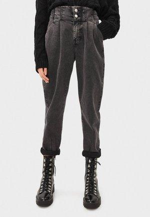 Jeans fuselé - black