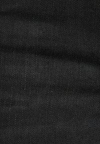 Bershka - Skinny džíny - black - 4