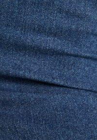 Bershka - JEGGINGS MIT HOHEM BUND 00154074 - Jeans Skinny Fit - dark blue - 5