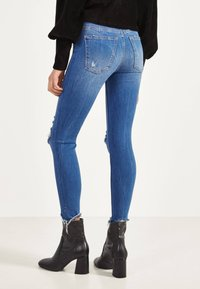 Bershka - Jeans Skinny - light blue - 2