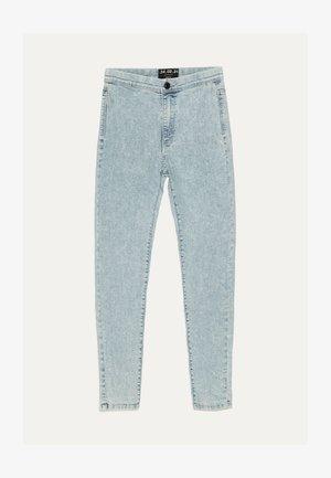 JEGGINGS MIT HOHEM BUND 00194777 - Jeansy Skinny Fit - blue denim