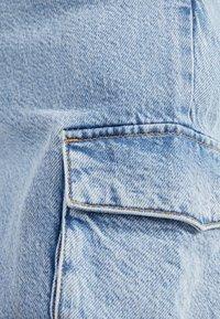 Bershka - Relaxed fit jeans - blue denim - 5