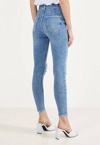 Bershka - Jeans Skinny - blue denim - 2