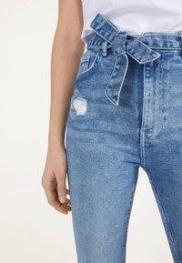Bershka - Jeans Skinny - blue denim - 3