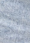 Bershka - MIT SCHLEIFE - Jeans Shorts - light blue