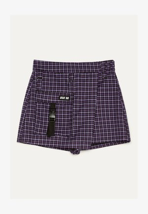 UTILITY-HOSENROCK 02615168 - Shorts - dark purple