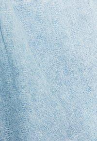 Bershka - MIT SCHNALLE  - Farkkushortsit - blue denim - 3