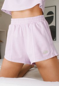 Bershka - Shorts - mauve - 3