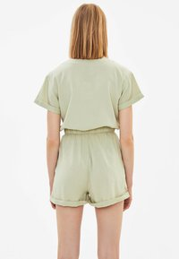 Bershka - Overall / Jumpsuit - khaki - 2