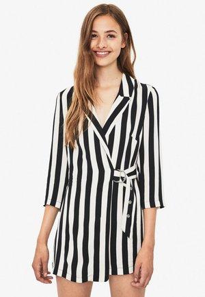 Tuta jumpsuit - black/white