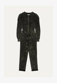 Bershka - 02954335 - Jumpsuit - metallic grey - 5