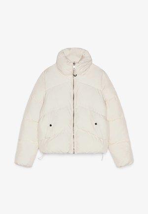PUFFY-JACKE 01460551 - Winter jacket - white