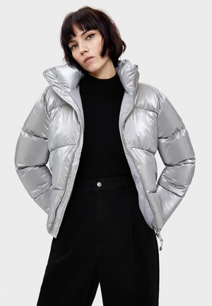 PUFFY-JACKE 01460551 - Kurtka zimowa - light grey