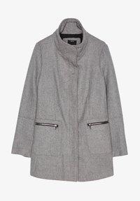 Bershka - Cappotto classico - grey - 5