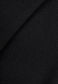 Bershka - MIT GÜRTEL - Classic coat - black - 4