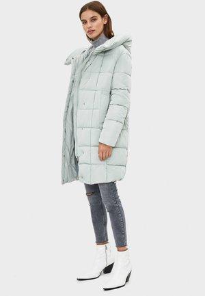 Veste d'hiver - turquoise
