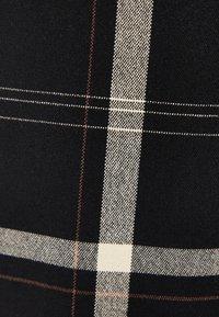 Bershka - TAILORING - Pantalon classique - black - 4