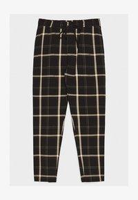 Bershka - TAILORING - Pantalon classique - black - 5