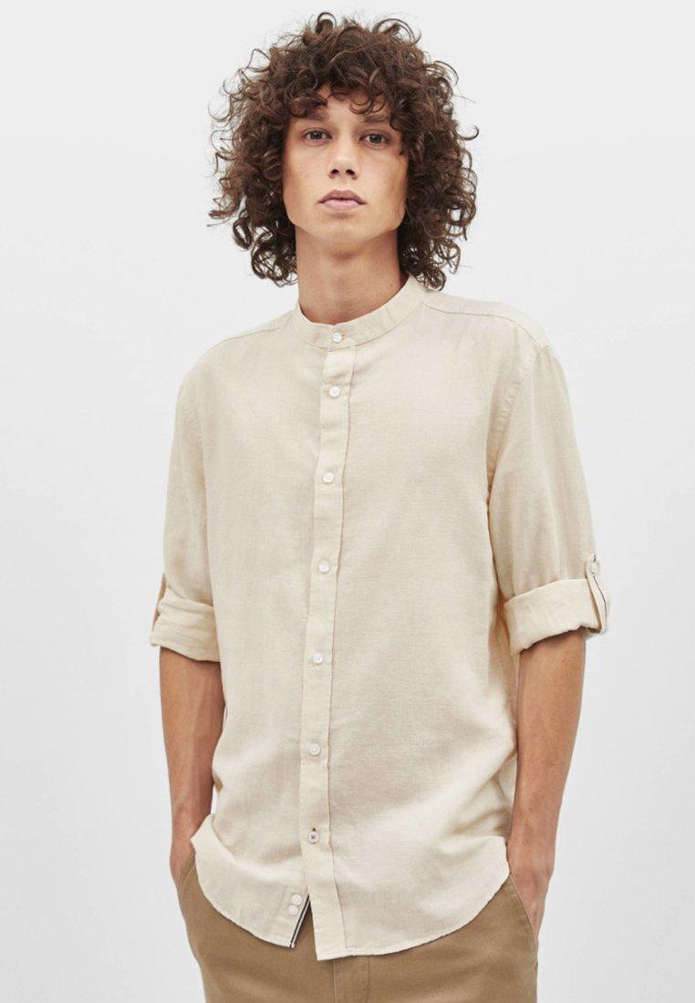 Bershka - Camicia - beige