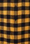 Bershka - MIT PRINT - Koszula - mustard yellow