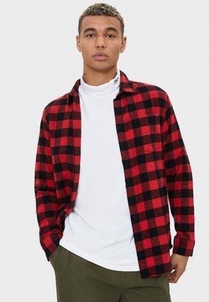 MIT PRINT - Skjorta - red