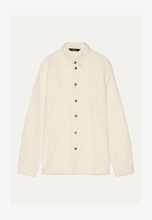 OBERHEMD AUS BAUMWOLLE 00896388 - Shirt - beige