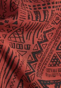 Bershka - MIT PRINT  - Košile - red - 5
