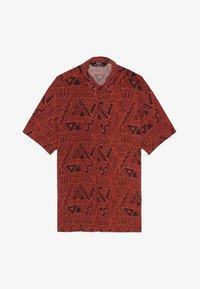 Bershka - MIT PRINT  - Košile - red - 4