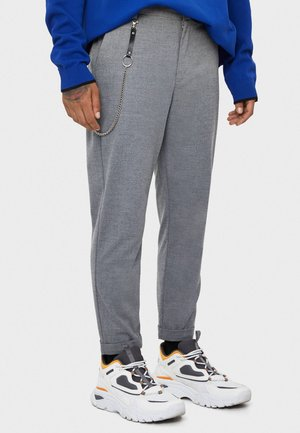 MIT KETTE  - Pantalon classique - grey