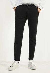 Bershka - Chinot - black - 0