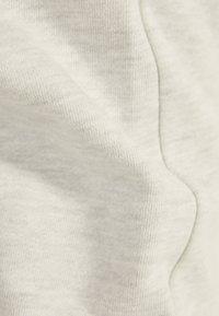 Bershka - Spodnie treningowe - light grey - 5