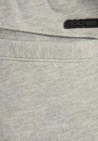 Bershka - Spodnie treningowe - grey - 5