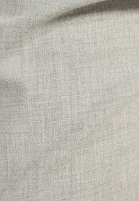Bershka - Tracksuit bottoms - grey - 5