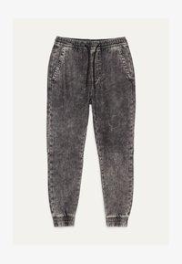 Bershka - Teplákové kalhoty - dark grey - 4