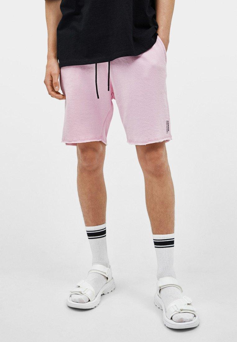 Bershka - Shorts - rose