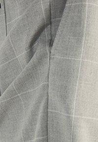 Bershka - Short - light grey - 4