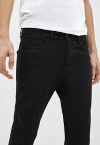Bershka - Jeans Skinny - black - 5