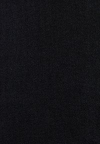 Bershka - MIT RISSEN  - Skinny-Farkut - black - 4