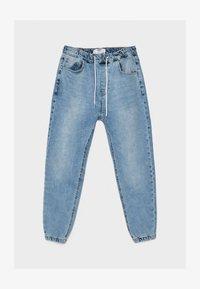 Bershka - Zúžené džíny - blue - 4