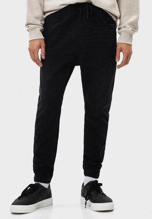 Jeans Tapered Fit - black