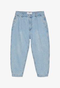 Bershka - BALLOON - Straight leg jeans - blue - 5